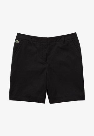 Short de sport - noir / noir