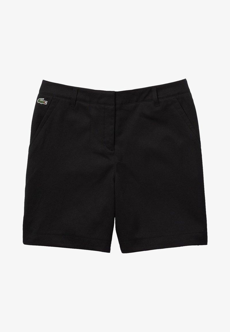 Lacoste Sport - Short de sport - noir / noir