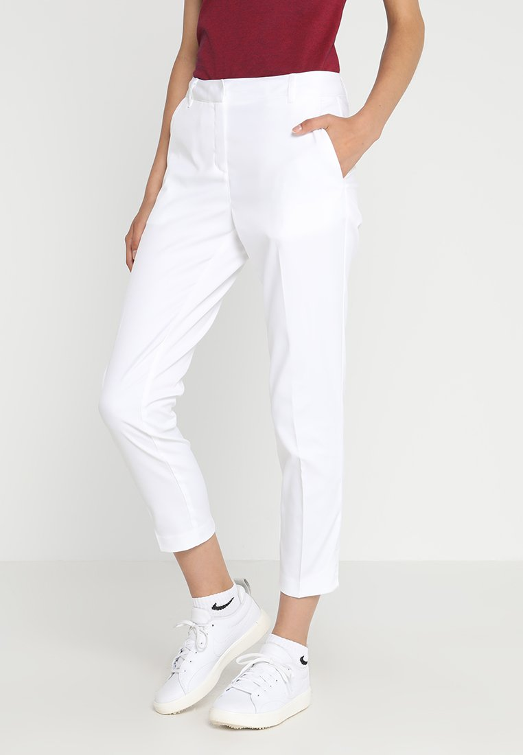Lacoste Sport - Trousers - blanc