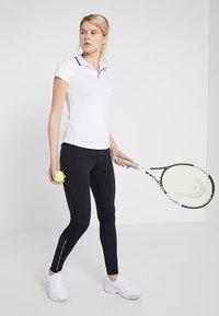 Lacoste Sport - Medias - black/white - 1