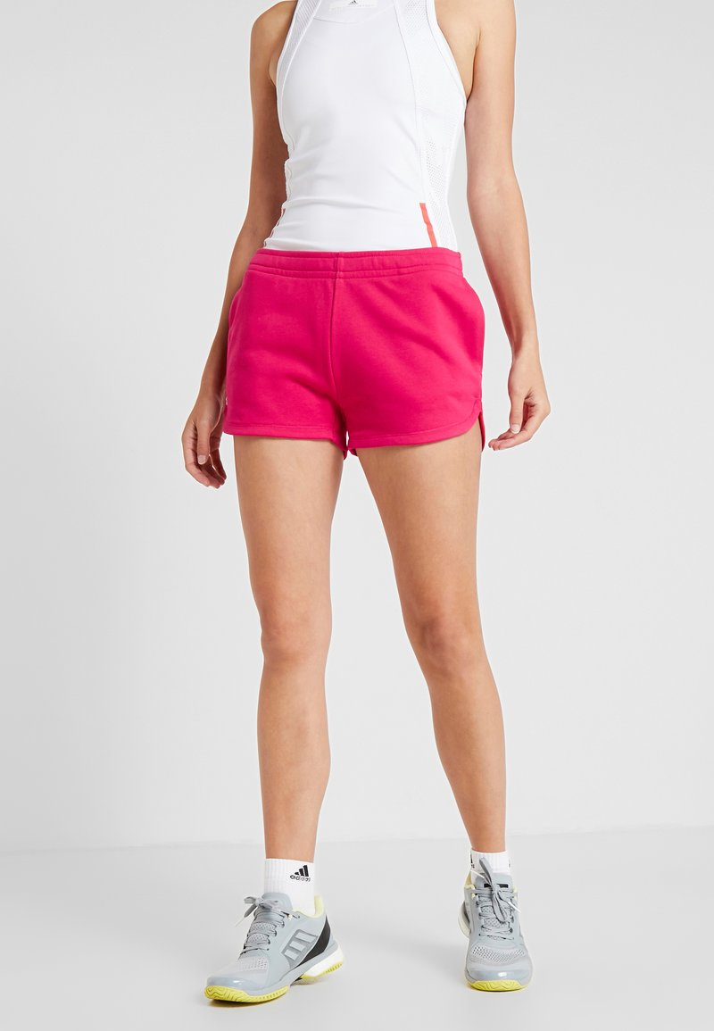 Lacoste Sport - WOMEN TENNIS SHORT - Träningsshorts - clafoutis
