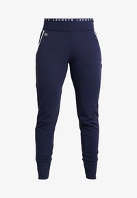 Lacoste Sport - TENNIS PANT - Trainingsbroek - navy blue/white - 3