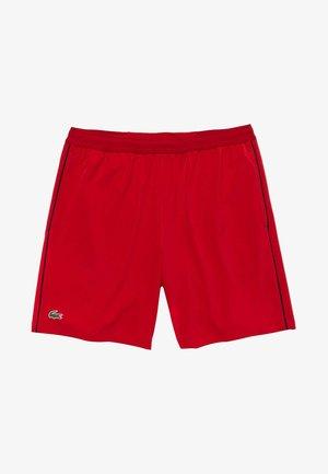 LACOSTE SPORT HERREN TENNISSHORTS - kurze Sporthose - red