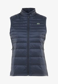 Lacoste Sport - Waistcoat - navy blue - 5