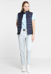Lacoste Sport - Waistcoat - navy blue - 1