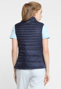 Lacoste Sport - Waistcoat - navy blue - 2