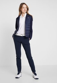 Lacoste Sport - Gewatteerde jas - navy blue - 1
