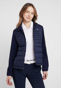 Lacoste Sport - Gewatteerde jas - navy blue - 0