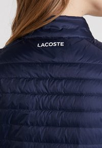 Lacoste Sport - Gewatteerde jas - navy blue - 4