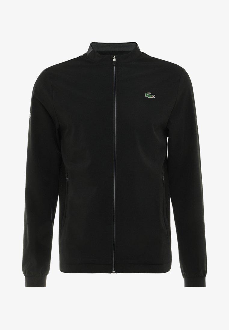 Lacoste Sport - Training jacket - black