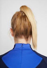 Lacoste Sport - TENNIS JACKET - Trainingsvest - navy blue/obscurity/white - 4