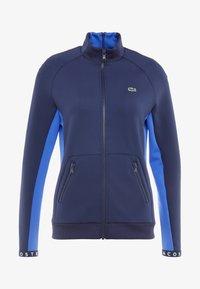 Lacoste Sport - TENNIS JACKET - Trainingsvest - navy blue/obscurity/white - 6