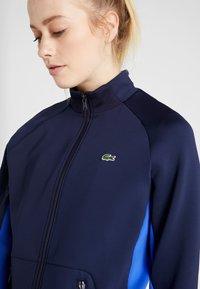 Lacoste Sport - TENNIS JACKET - Trainingsvest - navy blue/obscurity/white - 7