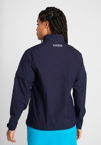 Lacoste Sport - HIGH PERFORMANCE JACKET 2 IN 1 - Blouson - navy blue/white - 2