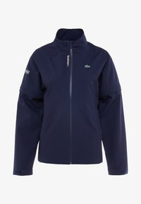 Lacoste Sport - HIGH PERFORMANCE JACKET 2 IN 1 - Blouson - navy blue/white - 7