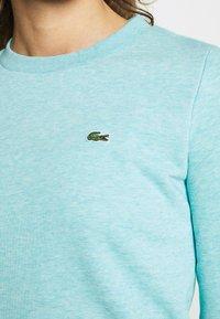 Lacoste Sport - Sweater - light blue/light blue - 4