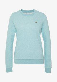 Lacoste Sport - Sweater - light blue/light blue - 3