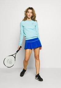 Lacoste Sport - Sweater - light blue/light blue - 1