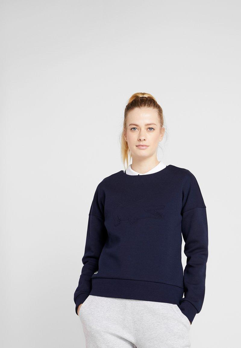 Lacoste Sport - Sweater - navy blue