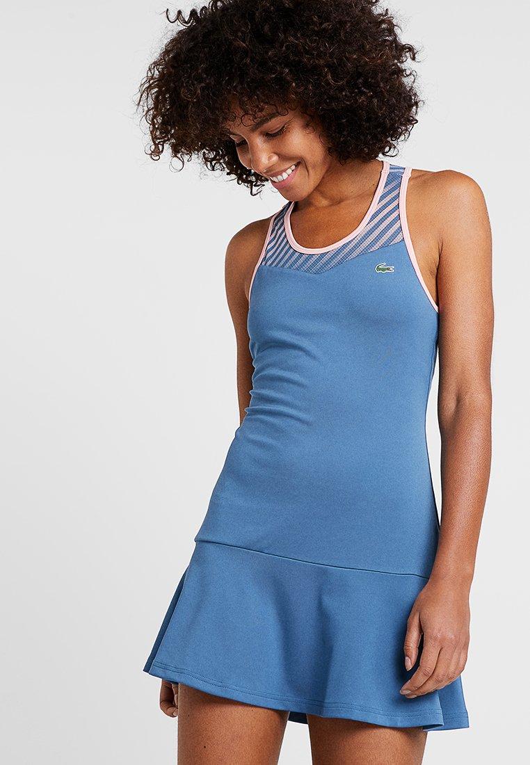 Lacoste Sport - DRESS AUSTRALIAN OPEN - Sportkleid - neottia/bagatelle pink