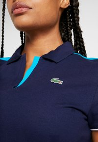 Lacoste Sport - GOLFDRESS - Abbigliamento sportivo - navy blue/cuba/white - 5