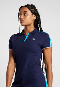 Lacoste Sport - GOLFDRESS - Abbigliamento sportivo - navy blue/cuba/white - 3