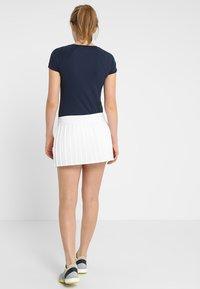 Lacoste Sport - TENNIS SKIRT - Sports skirt - white - 2