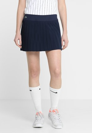 TENNIS SKIRT - Sports skirt - navy blue