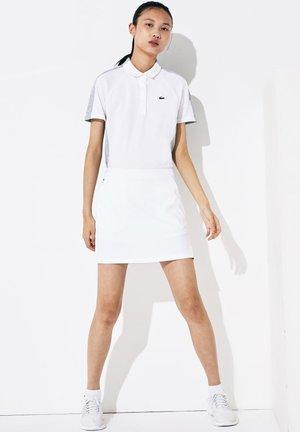 Sports skirt - blanc / blanc
