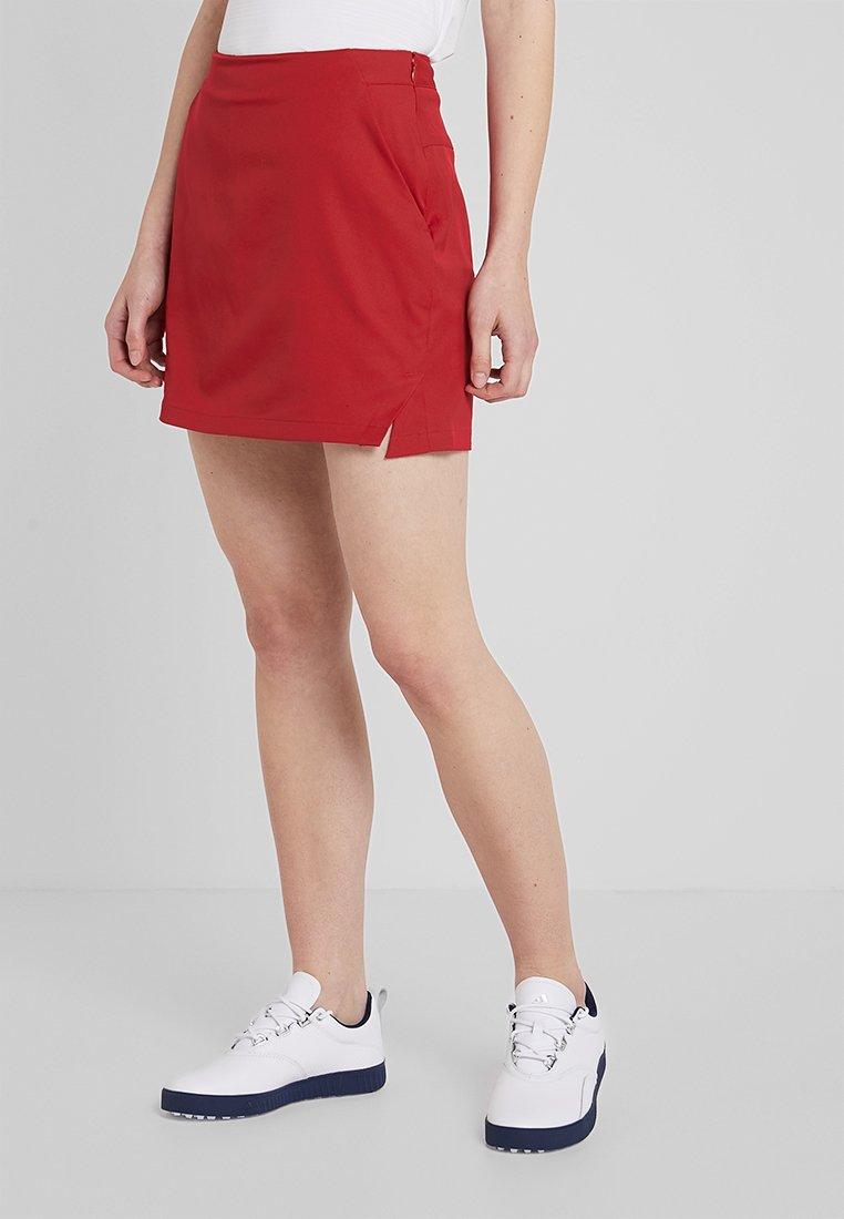 Lacoste Sport - SKIRT - Gonna sportivo - tokyo red
