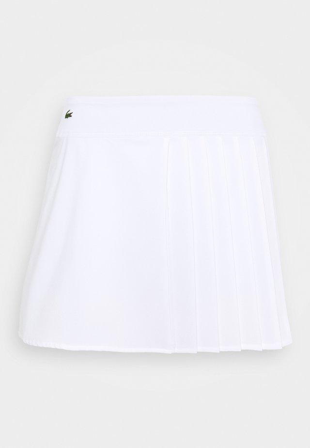 Sports skirt - white