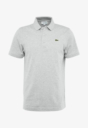 HERREN KURZARM - Poloshirt - silver chine
