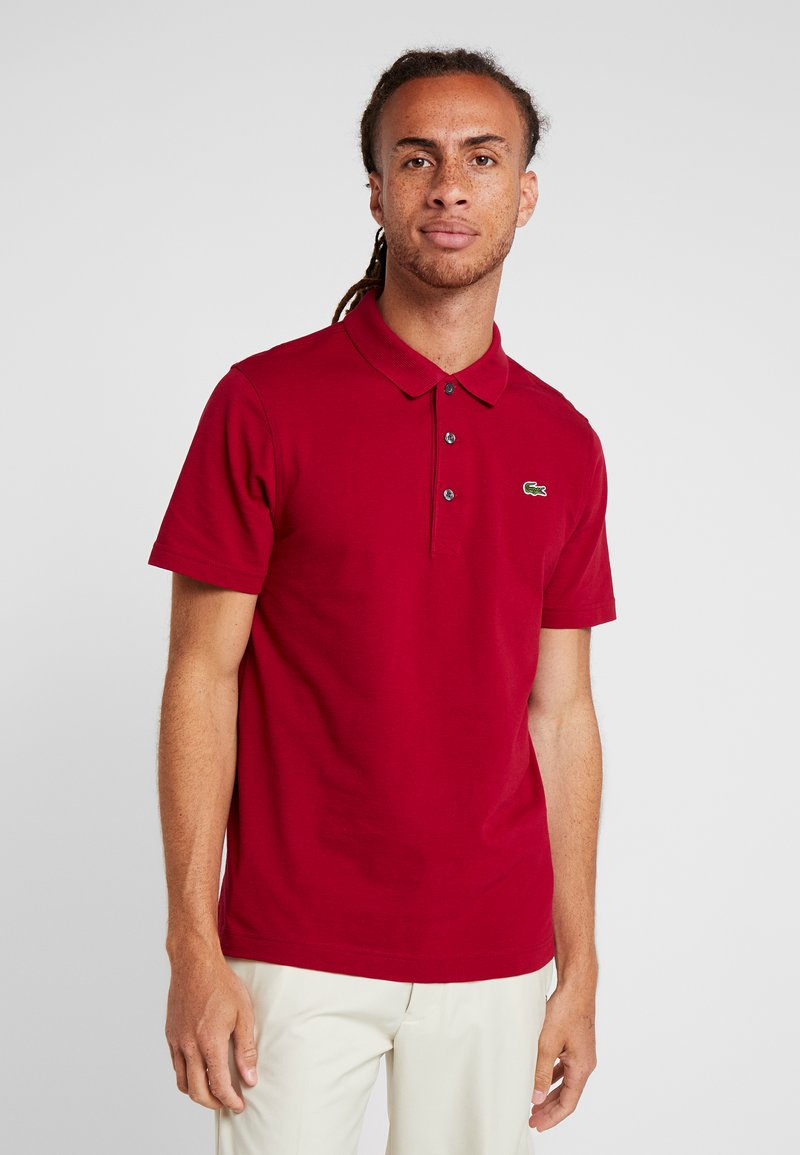 Lacoste Sport - HERREN KURZARM - Polo shirt - bordeaux