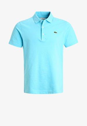 HERREN KURZARM - Poloshirt - haiti blue