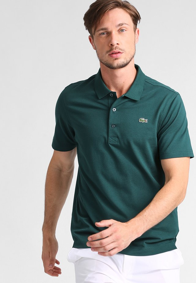 Polo shirt - larch green