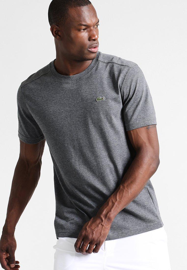 Lacoste Sport - HERREN T-SHIRT - T-shirt - bas - pitch