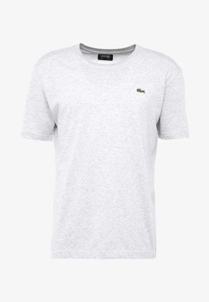 CLASSIC - Basic T-shirt - argent chine