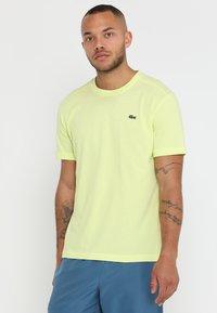 Lacoste Sport - HERREN T-SHIRT - T-shirt - bas - limeira - 0