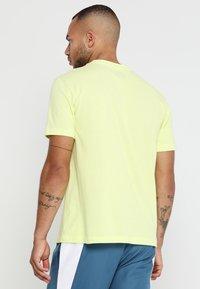 Lacoste Sport - HERREN T-SHIRT - T-shirt - bas - limeira - 2