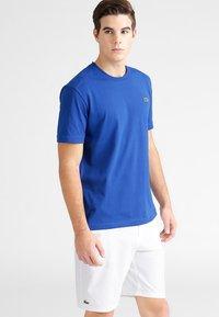 Lacoste Sport - CLASSIC - T-shirt - bas - royal blue - 0