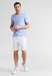 Lacoste Sport - HERREN T-SHIRT - T-shirt - bas - valerian chine - 1