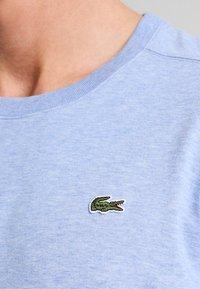 Lacoste Sport - HERREN T-SHIRT - T-shirt - bas - valerian chine - 3