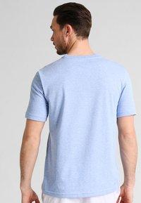 Lacoste Sport - HERREN T-SHIRT - T-shirt - bas - valerian chine - 2