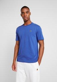 Lacoste Sport - CLASSIC - Camiseta básica - blue - 0