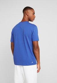 Lacoste Sport - CLASSIC - Camiseta básica - blue - 2