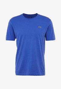 Lacoste Sport - CLASSIC - Camiseta básica - blue - 4
