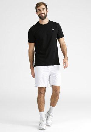 HERREN T-SHIRT - Jednoduché triko - black