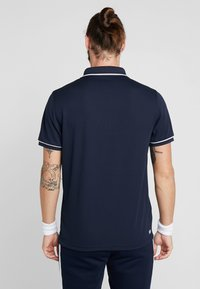 Lacoste Sport - Funktionsshirt - navy blue/white - 2