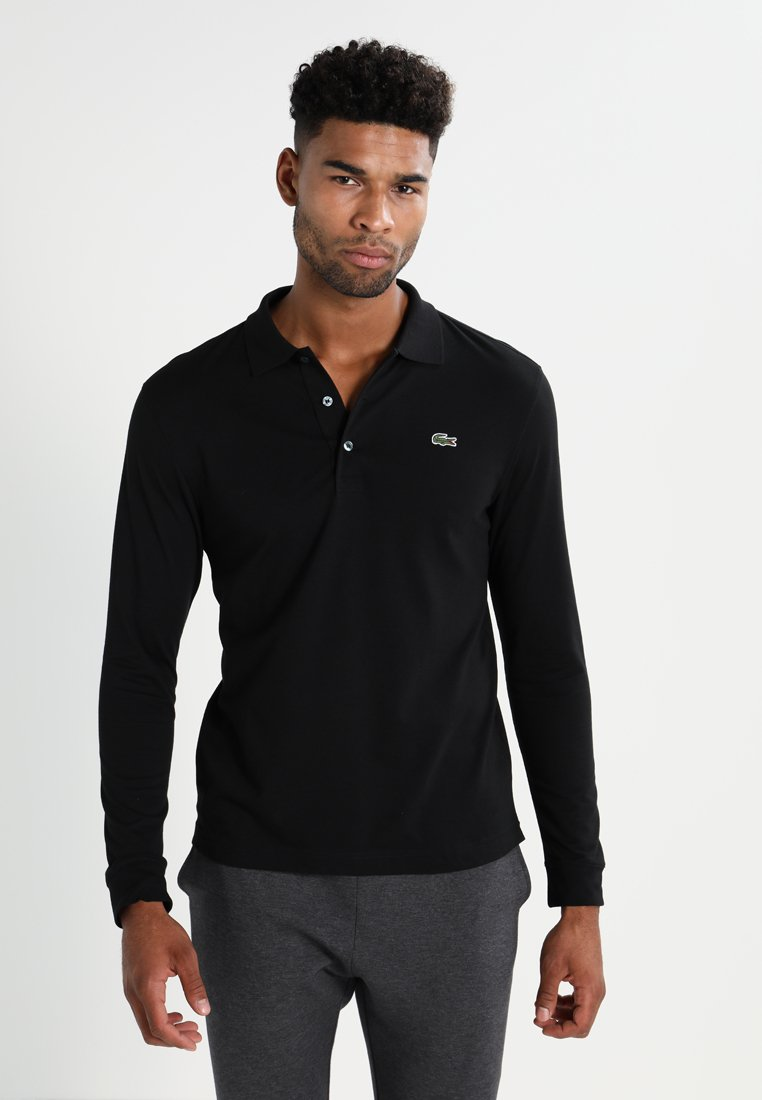 Lacoste Sport - Polo shirt - black