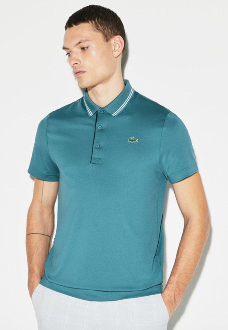 Lacoste Sport - Funktionsshirt - blue/white/navy blue